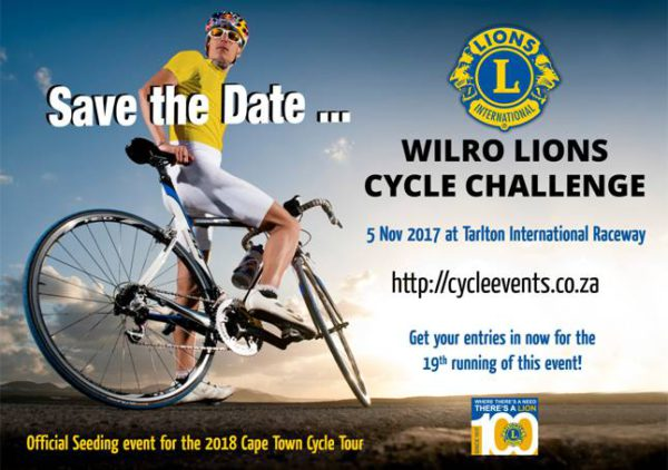 wilro lions cycle 2017