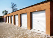 Cedar Storage Single Garages
