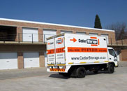 Truck Hire From Cedar Storage